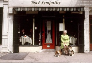 Photo credit  -Tea & Sympathy