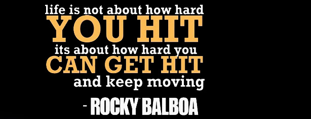 motivational quotes from rocky quotesgram